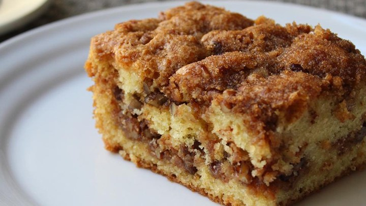 Panera Coffee Crumb Cake Recipe