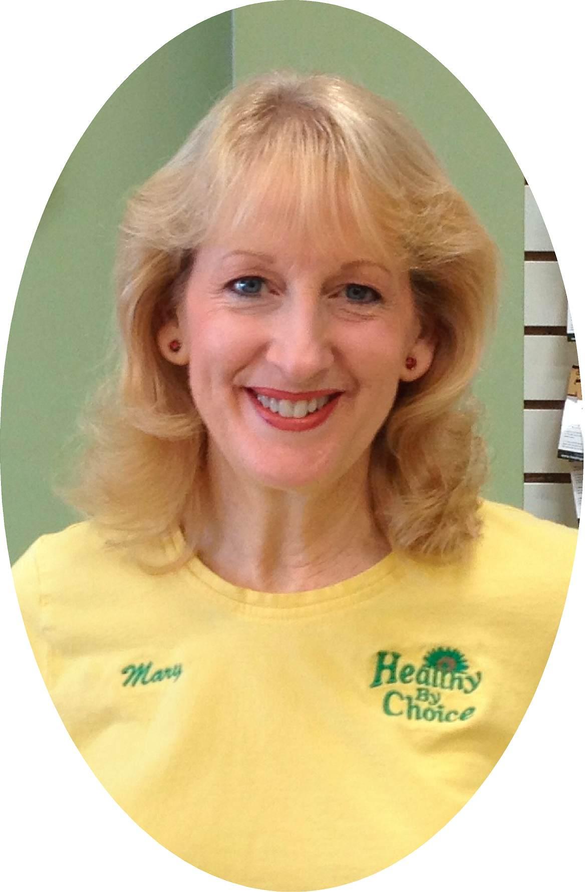 Mary Brickell Healthy By Choice