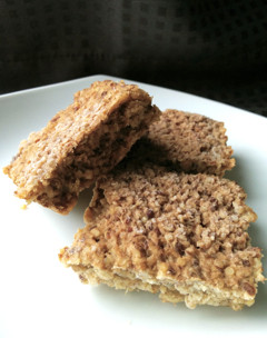 Breakfast Quinoa Bars