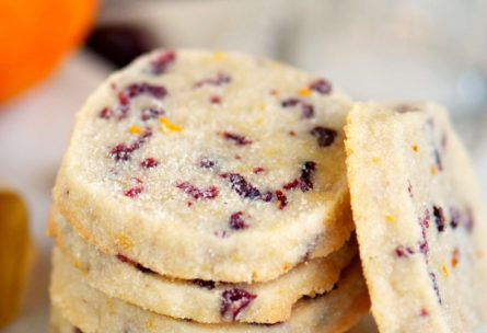 cranberry-orange-shortbread-cookies